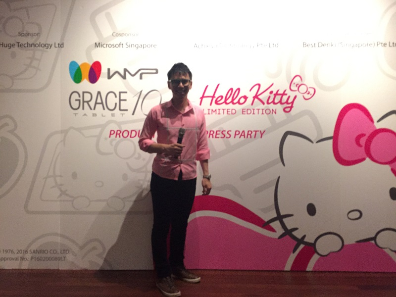 151eb0ce7 Hello Kitty Grace 10 Light Launch Party | Lester Leo - Singapore's ...