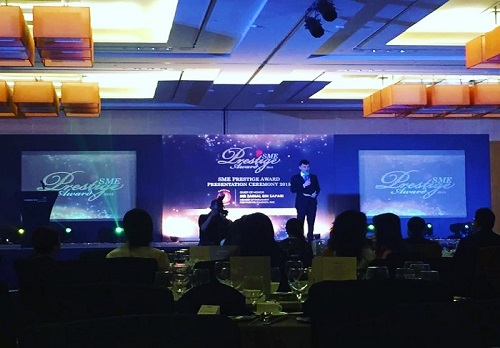 Master of Ceremony Singapore event