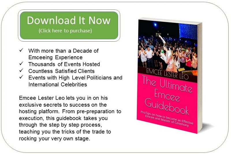 Buy Emcee eBook