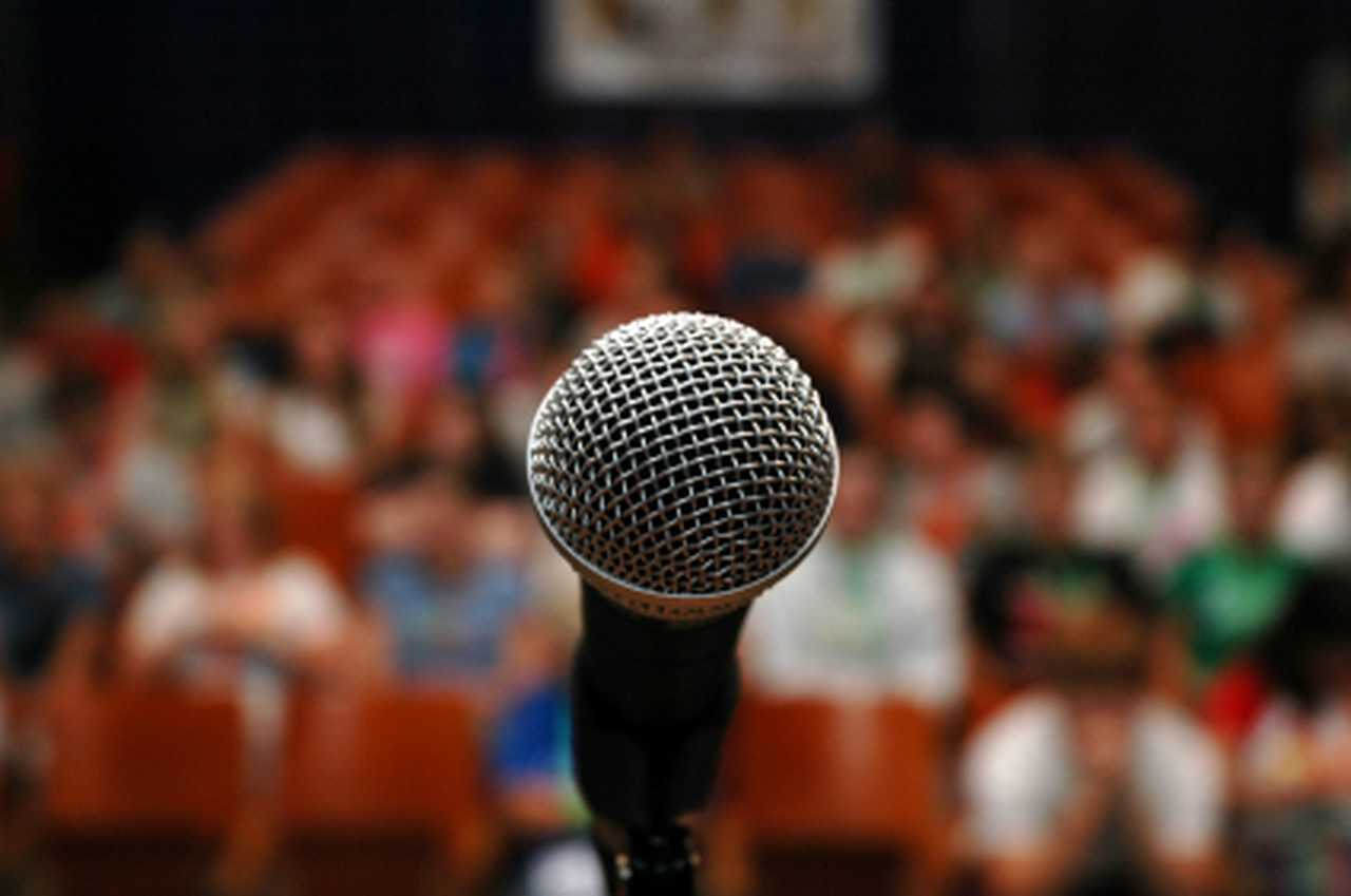 Effective public speaking tips