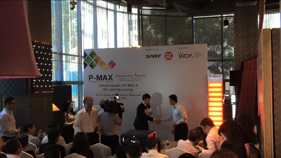 Launch of PMax