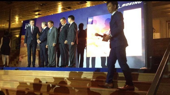 Lot Polish Airlines Gala with Poland Deputy Prime Minister Piotr Glinski