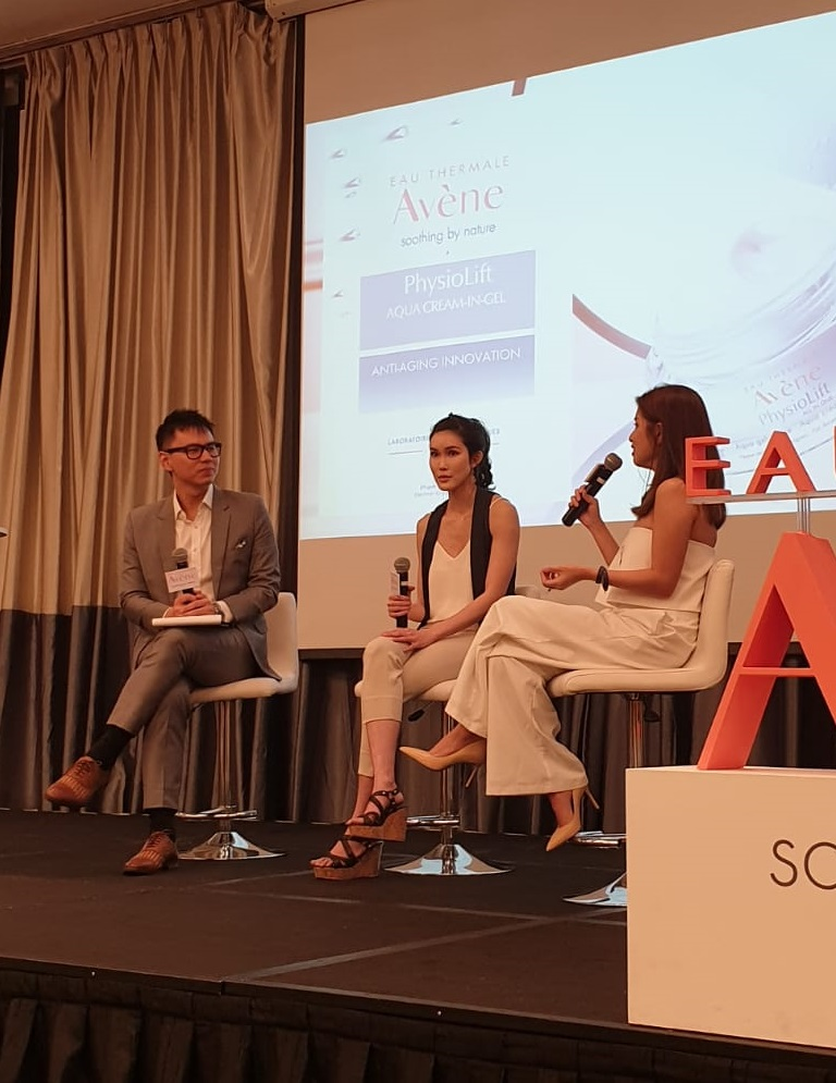 Eau Thermale Avene Anti Ageing Derma workshop with Guardian
