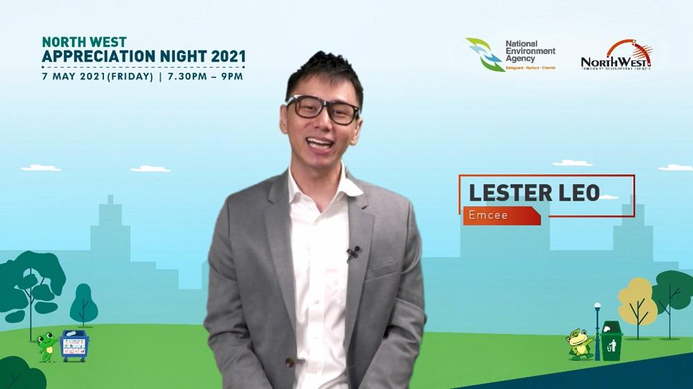 North west appreciation night 2021 - full virtual event emceelester