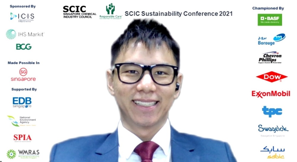 virtual conference event emcee lester leo - scic sustainability conference